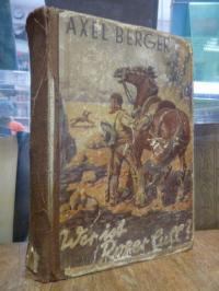 Berger, Wer ist Roger Cull? Wild-West-Abenteuer-Roman,
