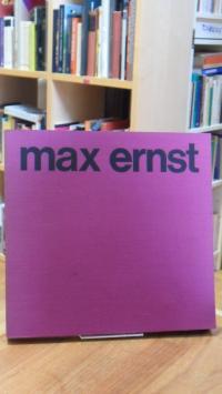 Würtembergischer Kunstverein, Max Ernst – [Stuttgart] 1970 – Gemälde Plastiken C