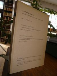 Fachwörterbuch Benennungen und Definitionen im deutschen Vermessungswesen mit Hi