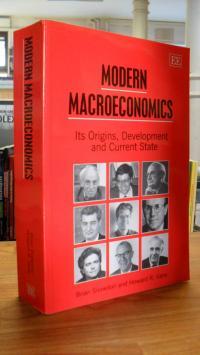 Snowdon, Modern Macroeconomics – Its Origins, Development and Current State,