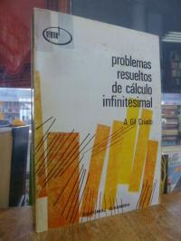 Marthematik / Gil Criado, Problemas resueltos de cálculo infinitesimal,