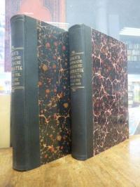 Ausführliche Grammatik der griechischen Sprache – Bd. II: Satzlehre, erster Band