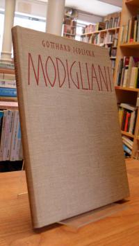 Jedlicka, Modigliani – 1884-1920,