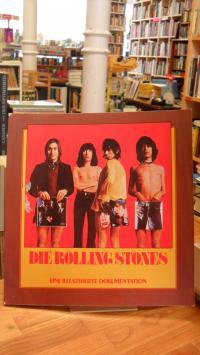 Rolling Stones / Roy Carr, Die Rolling Stones – Eine illustrierte Dokumentation,