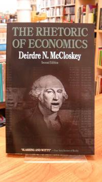 McCloskey, The Rhetoric of Economics,