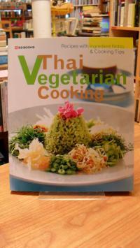 Hongvivatana, Thai Vegetarian Cooking,