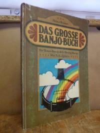 Ihnken, Das große Banjo-Buch – für Tenor-Banjo & 5-String-Banjo – Mit Schallplat