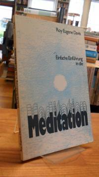 Davis, Einfache Einführung in die Meditation,