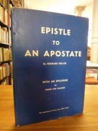 Epistle to an Apostate,