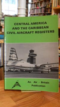Central America and the Caribbean Civil Aircraft Registers,