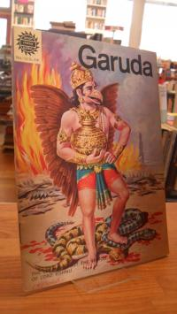 Pai, Garuda – The Legend About The Vehicle Of Lord Vishnu,