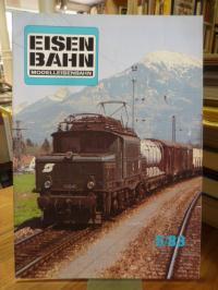 Eisenbahn – Modelleisenbahn – Band 5 / 83  36. Jahrgang,