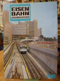 Eisenbahn – Modelleisenbahn – Band 10 / 82  35. Jahrgang,