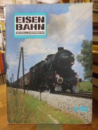 Eisenbahn – Modelleisenbahn –  Band 4 / 83 – 36. Jahrgang,