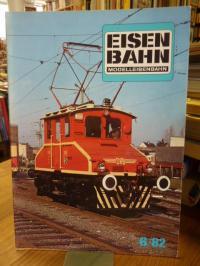 Eisenbahn – Modelleisenbahn – Band 6 / 82 – 35. Jahrgang,
