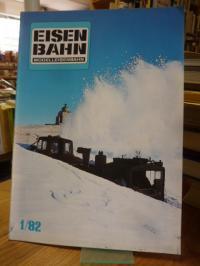 Eisenbahn – Modelleisenbahn – Band 1 / 82 – 35. Jahrgang,