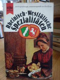 Exner, Rheinisch-westfälische Spezialitäten – 250 Originalrezepte,
