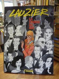 Lauzier, La course du rat,