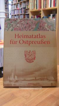 Heimatatlas für Ost-Preussen,