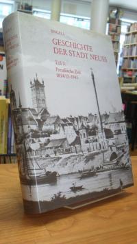 Neuss / Engels, Geschichte der Stadt Neuss – Teil 3: Die Preußische Zeit 1814/15