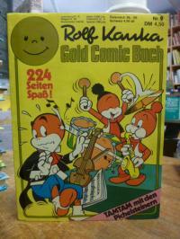 Kauka, Rolf Kauka Gold Comic Buch 9,