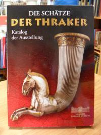 Archeologiceski Muzej (Warna), Die Schätze der Thraker,