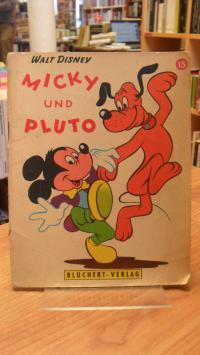 Disney, Micky und Pluto,