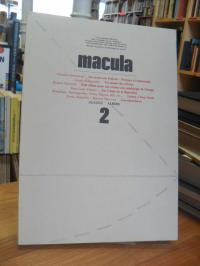 Bois, Macula: Revue Trimestrielle 2: Dossier Jackson Pollock – Dossier Josef Alb