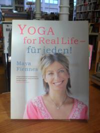 Fiennes, Yoga for Real Life – Für jeden! (signiert),