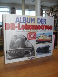 Album der DB-Lokomotiven,