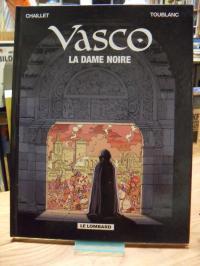 Toublanc Frédéric Vasco, Tome 22 – La Dame Noire,