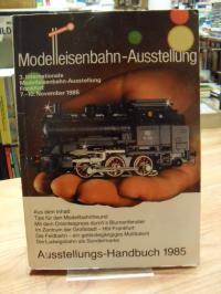 3. Internationale Modelleisenbahn-Ausstellung