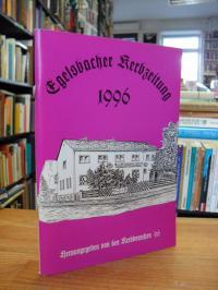 Egelsbach / Kerbborschen '96 Egelsbacher [Elschbächer] Kerbzeitung 1996