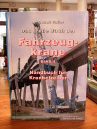 Saller, Das große Buch der Fahrzeugkrane, 2. Handbuch für Kranbetreiber – Rechts