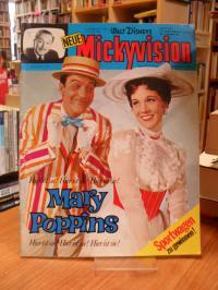 Disney, Neue Mickyvision Heft 23 – 15. November 1965 – Mary Poppins / Michael Vo