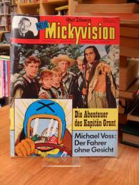 Disney, Neue Mickyvision Heft 9 – 3. Mai 1965 – Die Abenteuer des Kapitän Grant