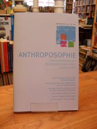 Anthroposophie – Vierteljahrsschrift zur anthroposophischen Arbeit in Deutschlan