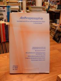 Schieren, Anthroposophie – Vierteljahrsschrift zur anthroposophischen Arbeit in