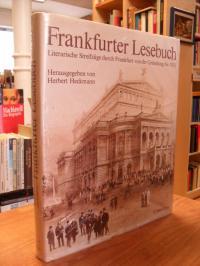 Heckmann, Frankfurter Lesebuch – Literarische Streifzüge durch Frankfurt von der