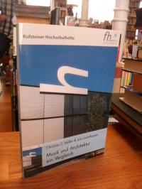 Müller, Musik – Architektur, ein Vergleich,