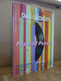 Das Gedicht – Zeitschrift für Lyrik, Essay und Kritik, 11. Jahrgang, Nr. 11 – Po