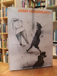 Hegenbarth, Josef Hegenbarth – Zeichnungen – Einführung Will Grohmann,