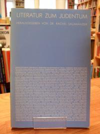 Salamander, Literatur zum Judentum,