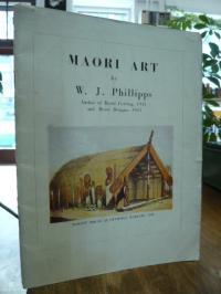 Phillipps, Maori Art,