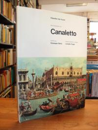 Canaletto / Giuseppe Berto / Das Gesamtwerk von Canaletto – Einführung: Giuseppe