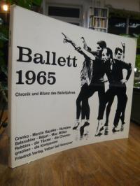 Koegler, Ballett 1965 – Chronik und Bilanz des Ballettjahres,