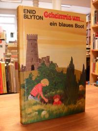 Blyton, Geheimnis um ein blaues Boot,