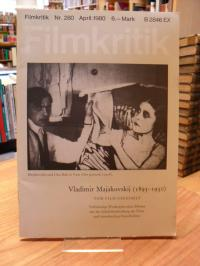 Filmkritik, Nr. 280, April 1980, Thema: Majakovskij (1893-1930), – Vo