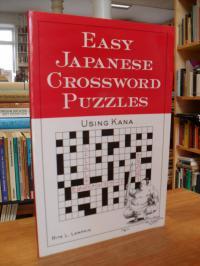Japanisch / Lampkin, Easy Japanese Crossword Puzzles – Using Kana,