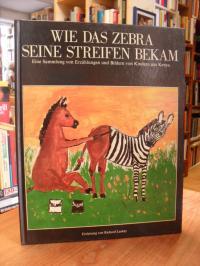 Magoma, Wie das Zebra seine Streifen bekam – Eine Sammlung von Erzählungen und B